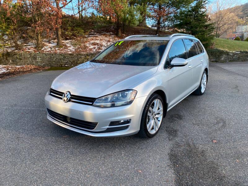 2017 Volkswagen Golf SportWagen for sale at Highland Auto Sales in Boone NC
