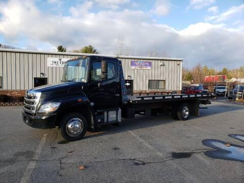 2015 Hino 238 for sale at GRS Auto Sales and GRS Recovery in Hampstead NH