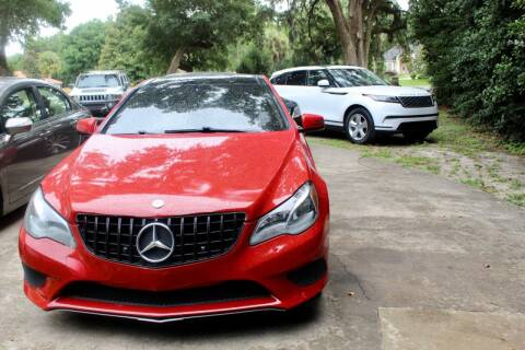 2014 Mercedes-Benz E-Class for sale at Louie's Auto Sales in Leesburg FL