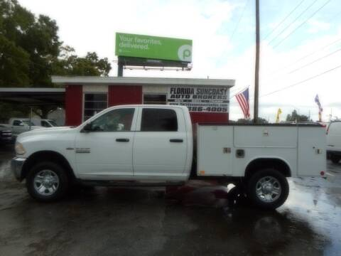 2015 RAM Ram Pickup 2500 for sale at Florida Suncoast Auto Brokers in Palm Harbor FL