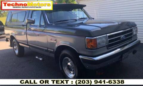 1991 Ford F-250 for sale at Techno Motors in Danbury CT