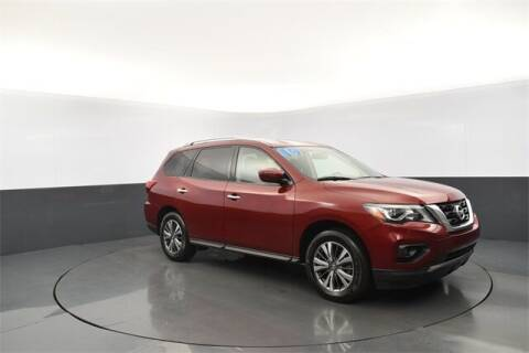 2019 Nissan Pathfinder for sale at Tim Short Auto Mall 2 in Corbin KY