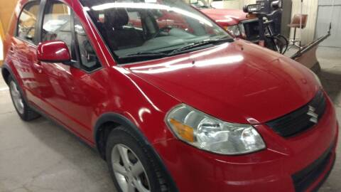 2008 Suzuki SX4 Crossover for sale at Graft Sales and Service Inc in Scottdale PA