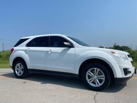 2015 Chevrolet Equinox for sale at ILUVCHEAPCARS.COM in Tulsa OK