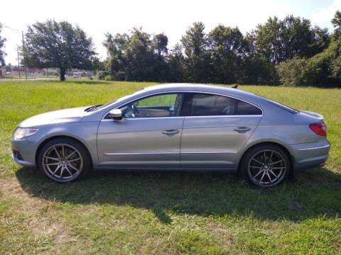 2011 Volkswagen CC for sale at East Coast Auto Sales llc in Virginia Beach VA