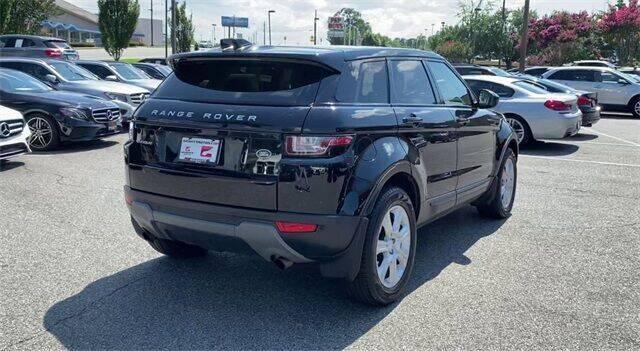 2017 Land Rover Range Rover Evoque AWD SE Premium 4dr SUV - Roswell GA