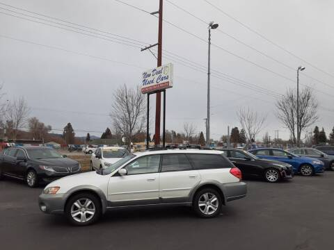 2005 Subaru Outback for sale at New Deal Used Cars in Spokane Valley WA