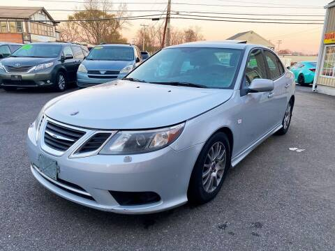 2008 Saab 9-3 for sale at Dijie Auto Sale and Service Co. in Johnston RI