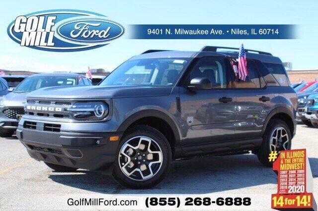 2021 Ford Bronco Sport for sale in Niles, IL
