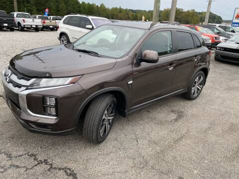 2020 Mitsubishi Outlander Sport for sale at Billy Ballew Motorsports in Dawsonville GA
