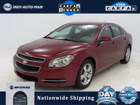 2011 Chevrolet Malibu for sale at INDY AUTO MAN in Indianapolis IN