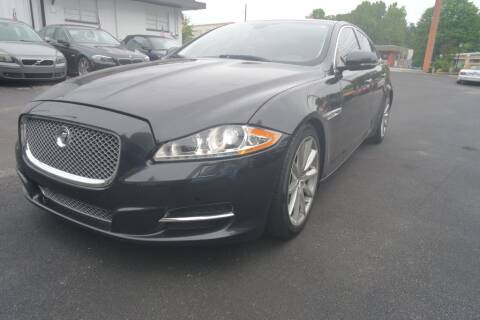 2013 Jaguar XJ for sale at E-Motorworks in Roswell GA
