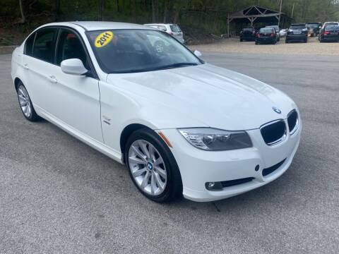 2011 BMW 3 Series for sale at Worldwide Auto Group LLC in Monroeville PA