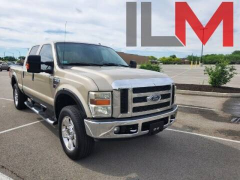 2008 Ford F-250 Super Duty for sale at INDY LUXURY MOTORSPORTS in Fishers IN