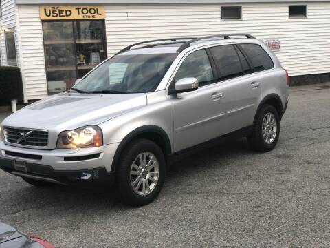 2008 Volvo XC90 for sale at HYANNIS FOREIGN AUTO SALES in Hyannis MA