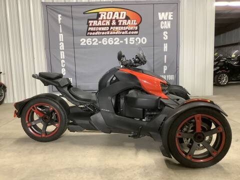 2019 Can-Am Ryker 900 ACE™