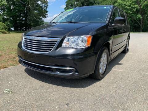 2011 Chrysler Town and Country for sale at Elite Pre-Owned Auto in Peabody MA