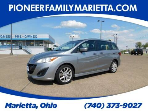2012 Mazda MAZDA5 for sale at Pioneer Family preowned autos in Williamstown WV