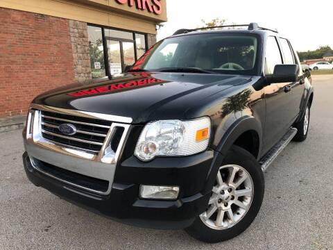 2007 Ford Explorer Sport Trac for sale at Gwinnett Luxury Motors in Buford GA