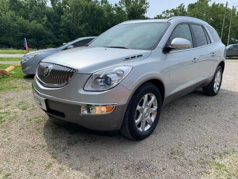 2010 Buick Enclave for sale at Court House Cars, LLC in Chillicothe OH