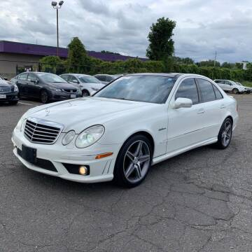 2009 Mercedes-Benz E-Class for sale at GLOBAL MOTOR GROUP in Newark NJ
