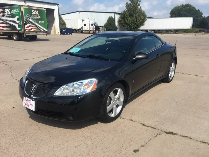 2007 Pontiac G6 for sale at More 4 Less Auto in Sioux Falls SD