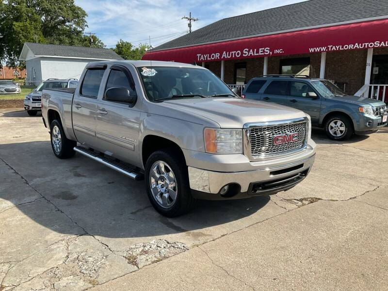 2009 GMC Sierra 1500 for sale at Taylor Auto Sales Inc in Lyman SC