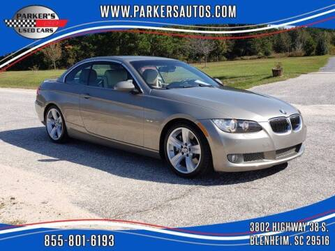 2008 BMW 3 Series for sale at Parker's Used Cars in Blenheim SC