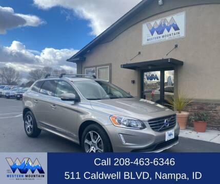 2015 Volvo XC60 for sale at Western Mountain Bus & Auto Sales in Nampa ID