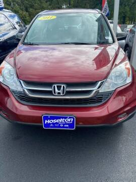 2011 Honda CR-V for sale at Right Choice Automotive in Rochester NY