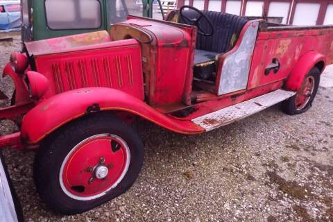 1930 Studebaker FIRETRUCK COMBAT UNIT for sale at Pro Muscle Car Inc in Geneva OH