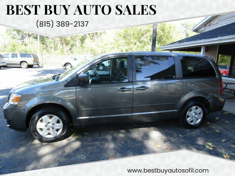 2010 Dodge Grand Caravan for sale at Best Buy Auto Sales in South Beloit IL