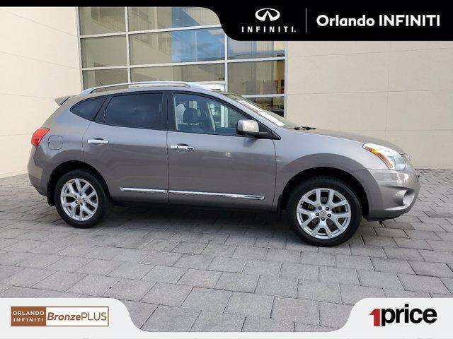 2013 Nissan Rogue for sale at Orlando Infiniti in Orlando FL
