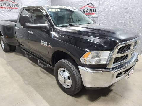 2013 RAM Ram Pickup 3500 for sale at GRAND AUTO SALES in Grand Island NE