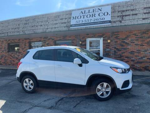 2018 Chevrolet Trax for sale at Allen Motor Company in Eldon MO