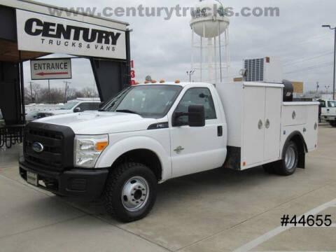 2012 Ford F-350 Super Duty for sale at CENTURY TRUCKS & VANS in Grand Prairie TX