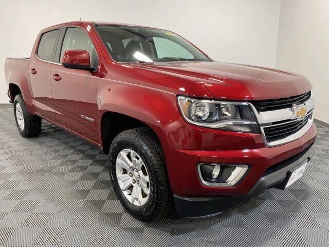 2017 Chevrolet Colorado for sale at Renn Kirby Kia in Gettysburg PA