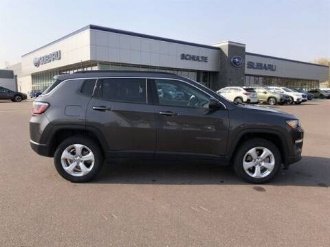 2020 Jeep Compass for sale at Schulte Subaru in Sioux Falls SD