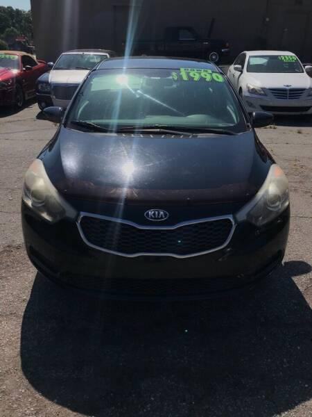 2014 Kia Forte for sale at Miranda's Auto LLC in Commerce GA