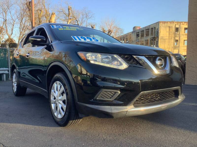 2015 Nissan Rogue for sale at Active Auto Sales Inc in Philadelphia PA