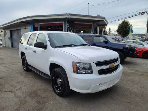 2013 Chevrolet Tahoe for sale at Imports Auto Sales & Service in San Leandro CA