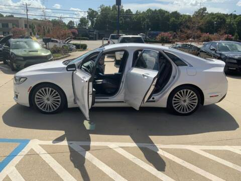 2017 Lincoln MKZ for sale at A & K Auto Sales in Mauldin SC