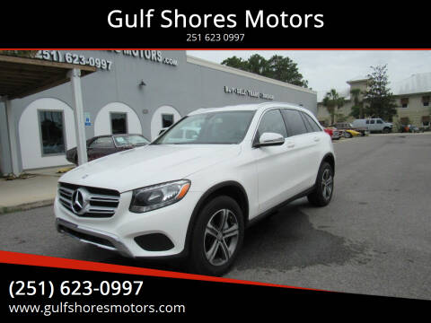 2016 Mercedes-Benz GLC for sale at Gulf Shores Motors in Gulf Shores AL