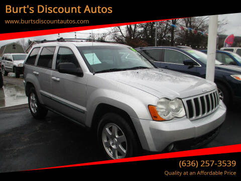 2009 Jeep Grand Cherokee for sale at Burt's Discount Autos in Pacific MO