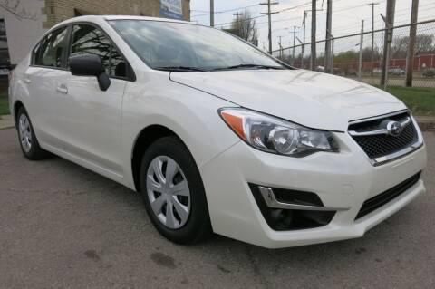 2015 Subaru Impreza for sale at VA MOTORCARS in Cleveland OH