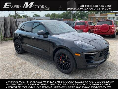 2018 Porsche Macan for sale at Empire Motors LTD in Cleveland OH