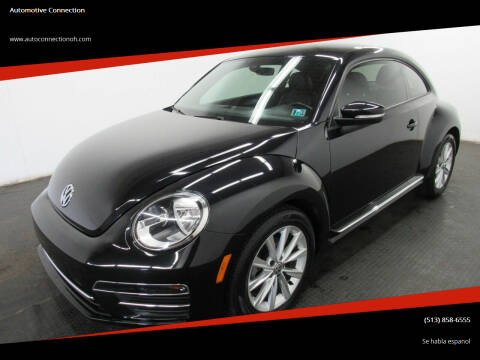2017 Volkswagen Beetle for sale at Automotive Connection in Fairfield OH
