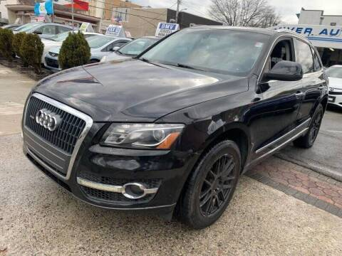 2012 Audi Q5 for sale at Deleon Mich Auto Sales in Yonkers NY
