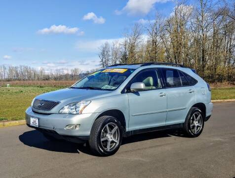 2004 Lexus RX 330 for sale at M AND S CAR SALES LLC in Independence OR