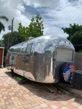 1963 AIRSTREAM LAND YACHT for sale at TOP YIN MOTORS in Mount Prospect IL